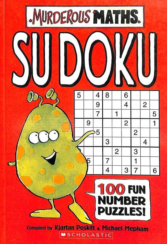 Sudoku - Murderous Maths