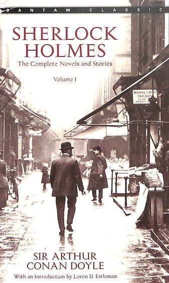 Sherlock Holmes Complete Novels And Stories Vol 1 - Bantam Classics