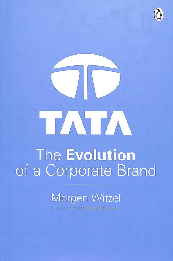 Tata Evolution Of A Corporate Brand