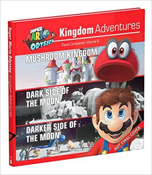 Super Mario Odyssey: Kingdom Adventures  Vol. 6
