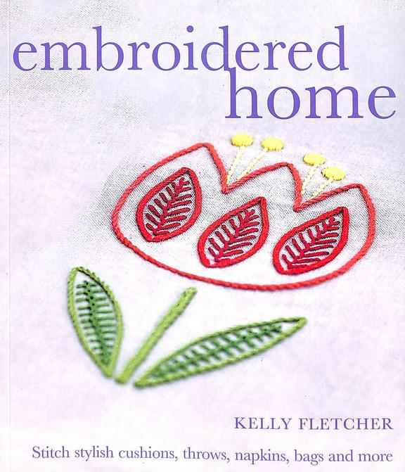 Embroidered Home
