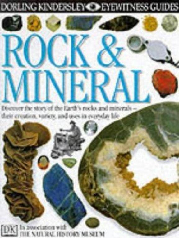 Eyewitness Guides Rock & Mineral - 2