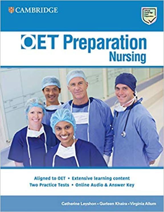 Oet Preparation Nursing