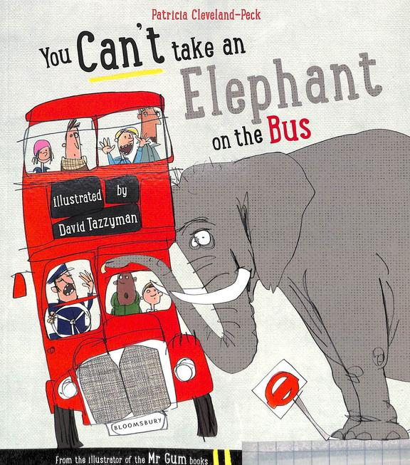 You Cannot Take An Elephant On The Bus