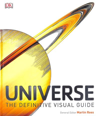 Universe : The Definitive Visual Guide