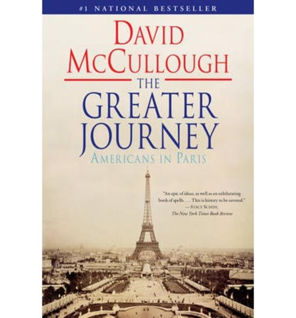Greater Journey Americans In Paris