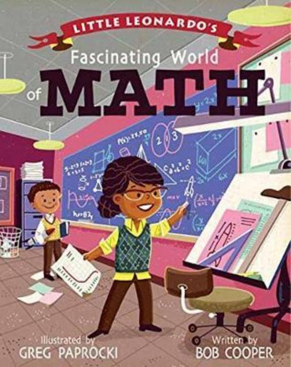 Little Leonardos Fascinating World of Math