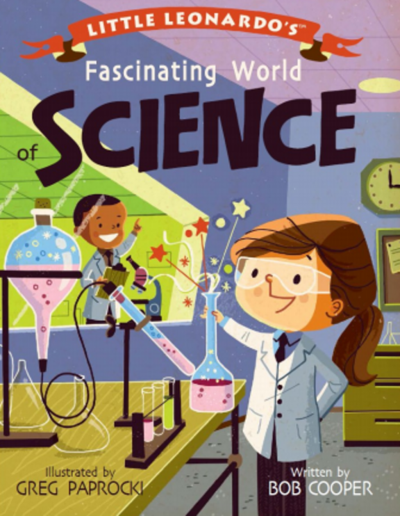 Little Leonardos Fascinating World Of Science