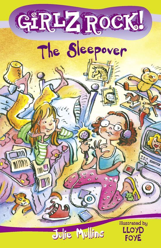 Girlz Rock 4 : The Sleepover