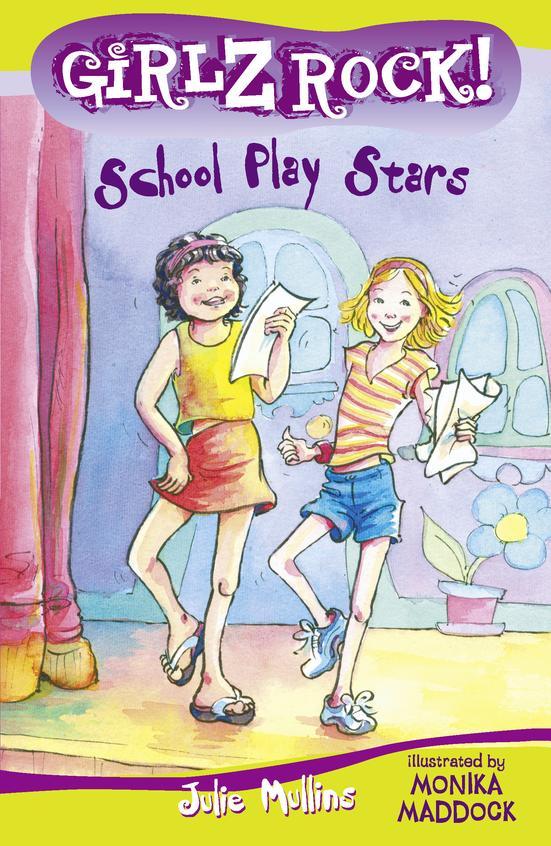 Girlz Rock 6 : School Play Stars