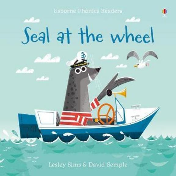 Seal at the Wheel