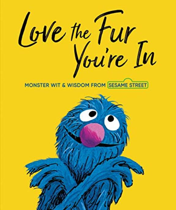 Love The Fur You Are In Sesame Street