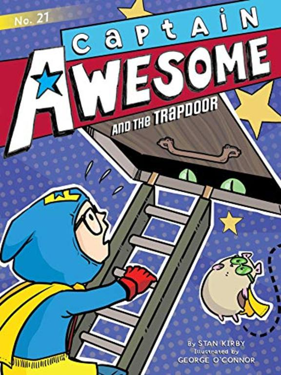Captain Awesome & The Trapdoor