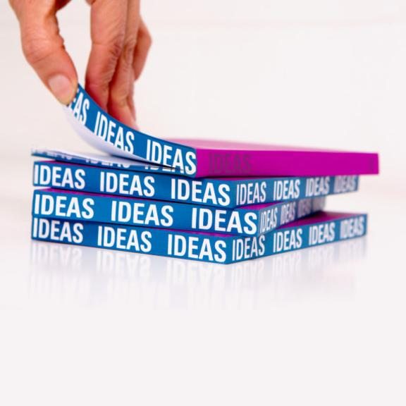 Knock Knock Ideas Edge Notebook