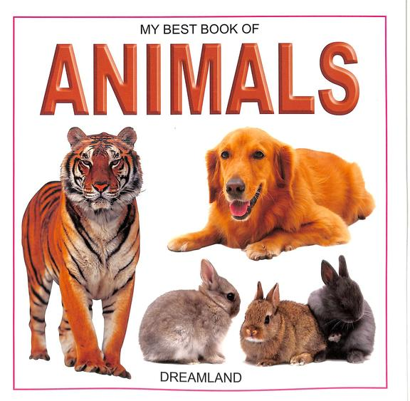 My Best Book Of: Animals