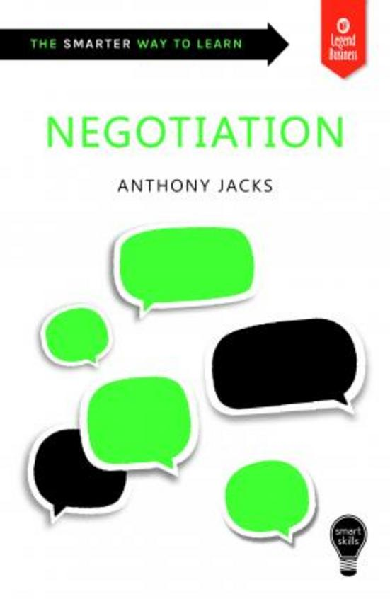 Negotiation : Smart Skills