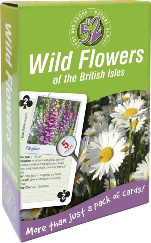 52 Wild Flowers