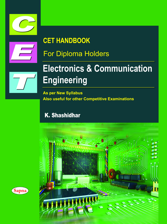 Cet Handbook For Diploma Holders In Electronics & Communication Engineering