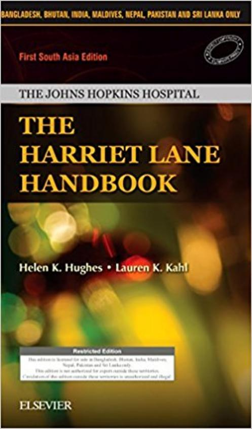 Harriet Lane Hand Book