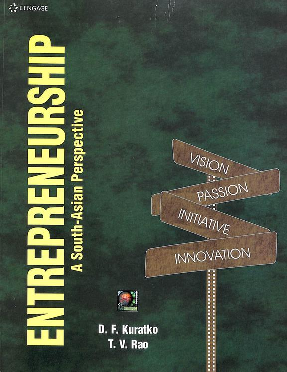 Enterpreneurship : A South Asian Perspective
