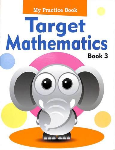 My Practice  Book  Target  Mathematics  3