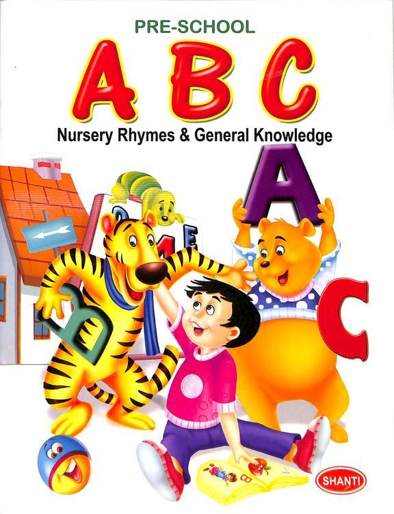 Pre School Abc Nursery Rhymes & General Knowledge