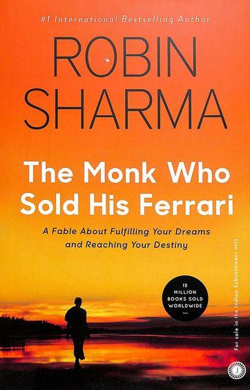 Monk Who Sold His Ferrari - Collectors Edition