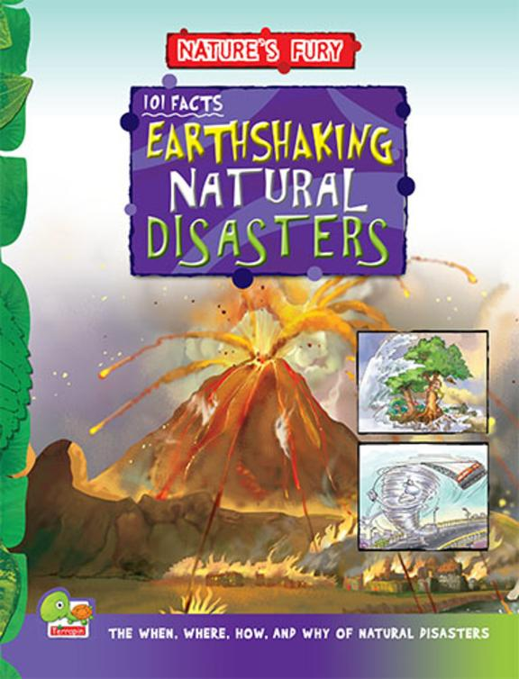 101 Facts Earthshaking Natural Disasters