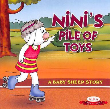 Baby Sheep Story : Ninis Pile Of Toys