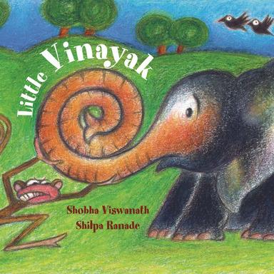 Little Vinayak with Audio CD