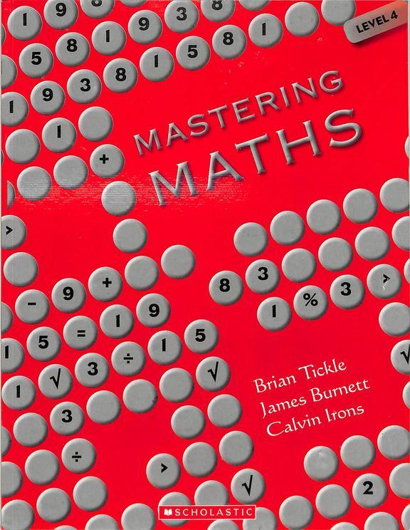 Mastering Maths Level - 4