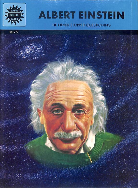 Albert Einstein - Vol  777