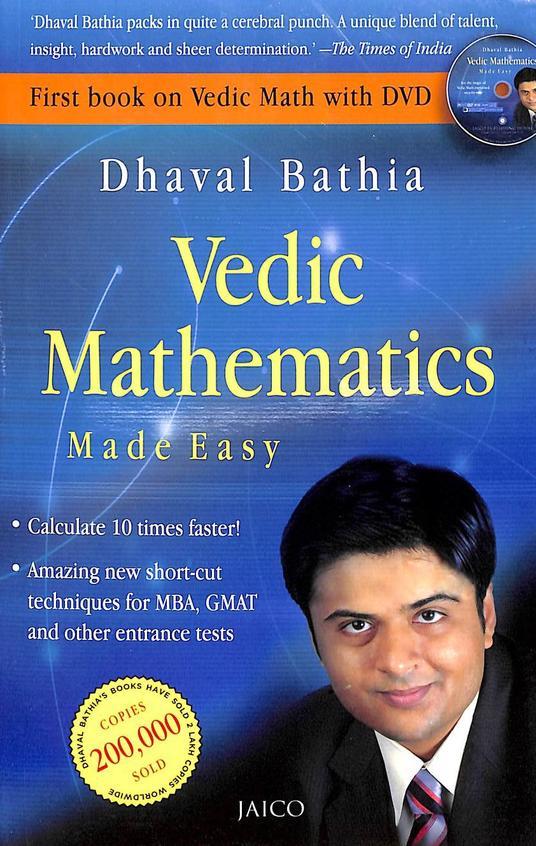 Vedic Mathematics Made Easy W/Cd