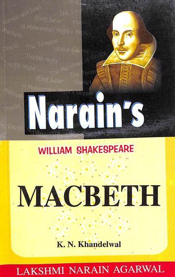 Shakespeares Macbeth - Narains Series