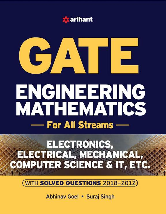 Gate Engineering Mathematics For All Streams Electronics Electrical Mechanical Computer Science & It