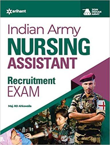 Indian Army Mer Nursing Assistant Recruitment Exam Code: D071