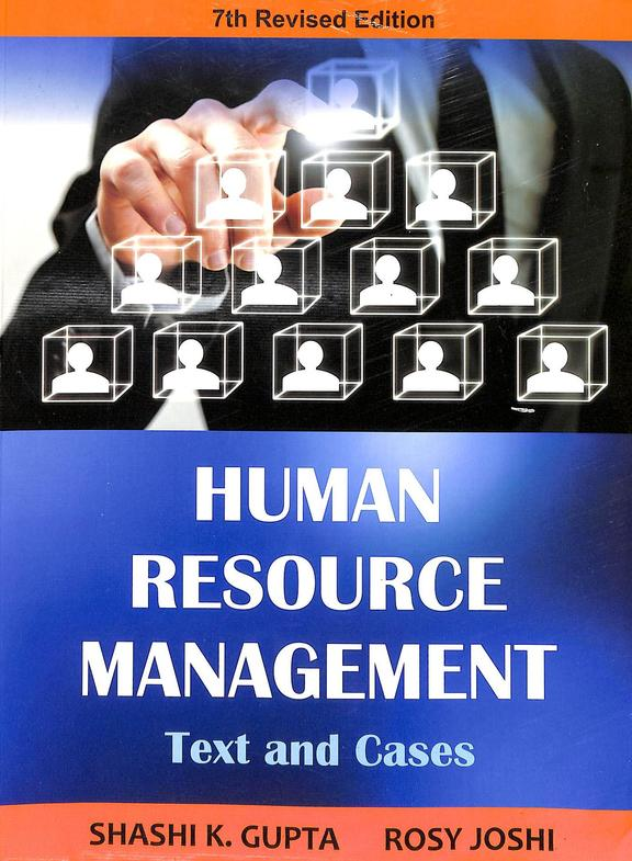 Human Resource Management Text & Cases