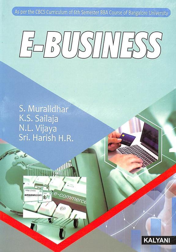 E Business For Bba 6th Sem Bu