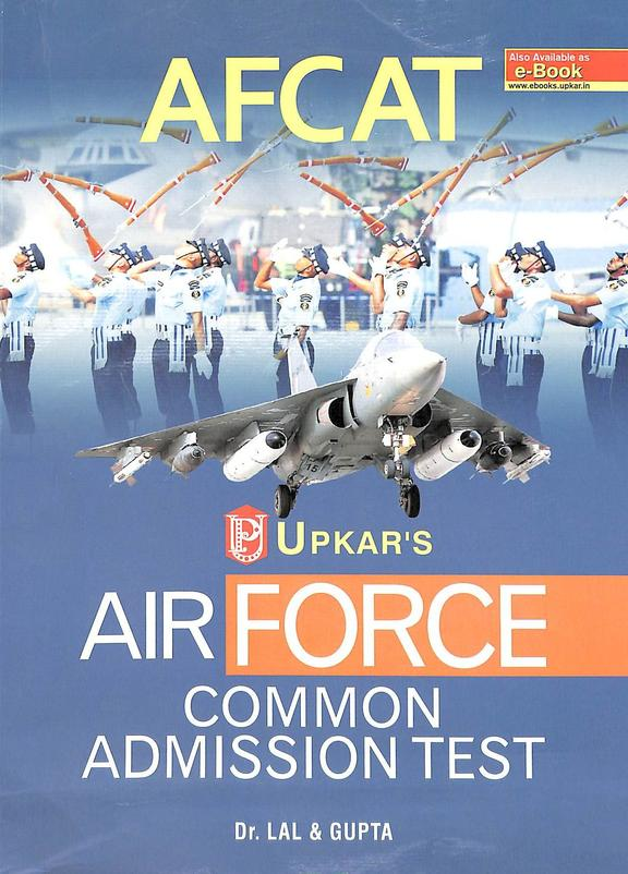 Afcat Air Force Common Admission Test: Code 1841