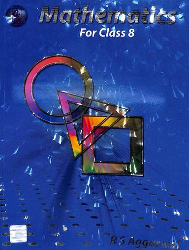 Mathematics For Class 8 : Cbse