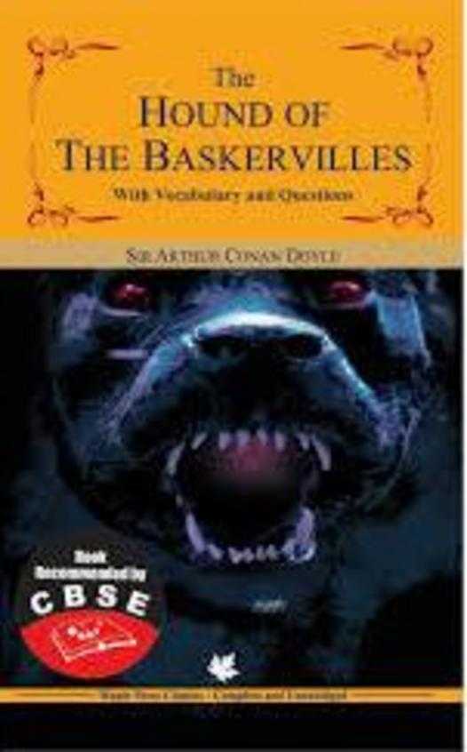 Hound Of The Baskervilles With Vocabulary & Questions:Cbse