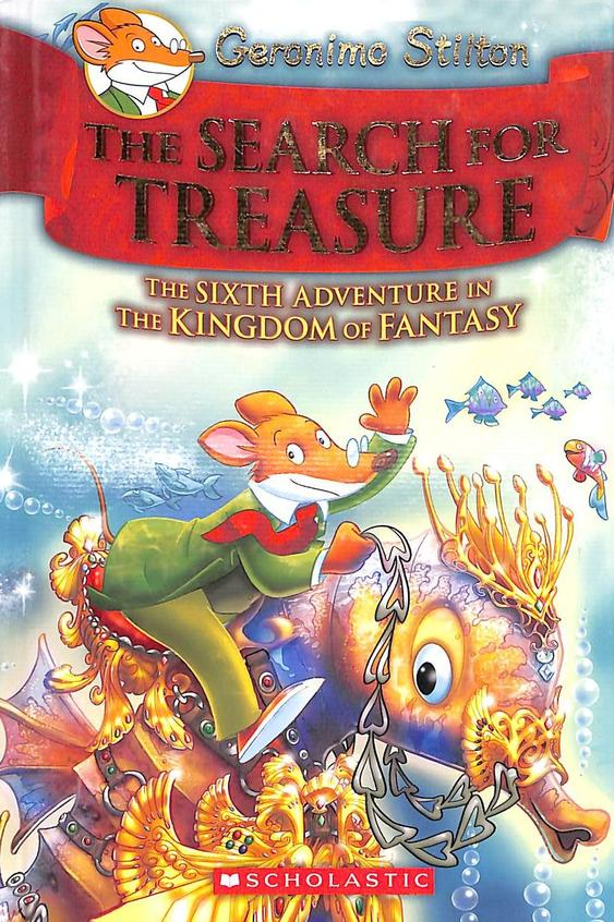 Search For Treasure : Sixth Adventure Kingdom Of The Fantasy