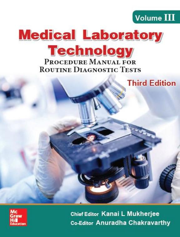 Medical Laboratory Technology Vol 3