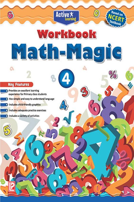Active Learning Math Magic Workbook-4