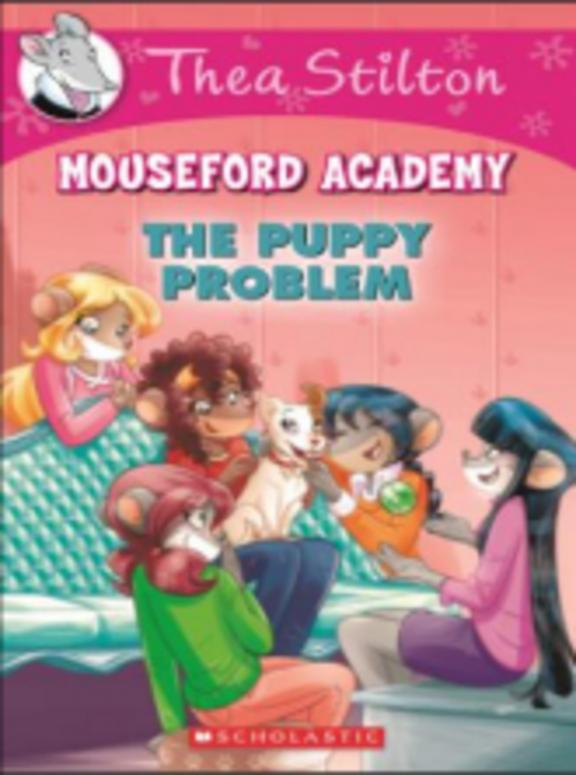 Mouseford Academy 17 : The Puppy Problem