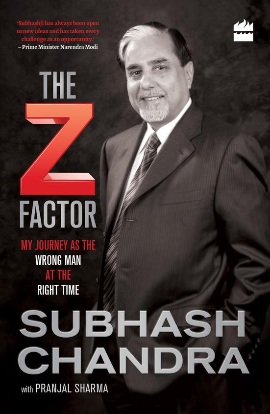 Z Factor : My Journey As The Wrong Man At The Right Time