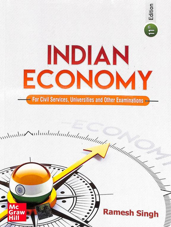 Indian Economy For Civil Services & Other Examinations