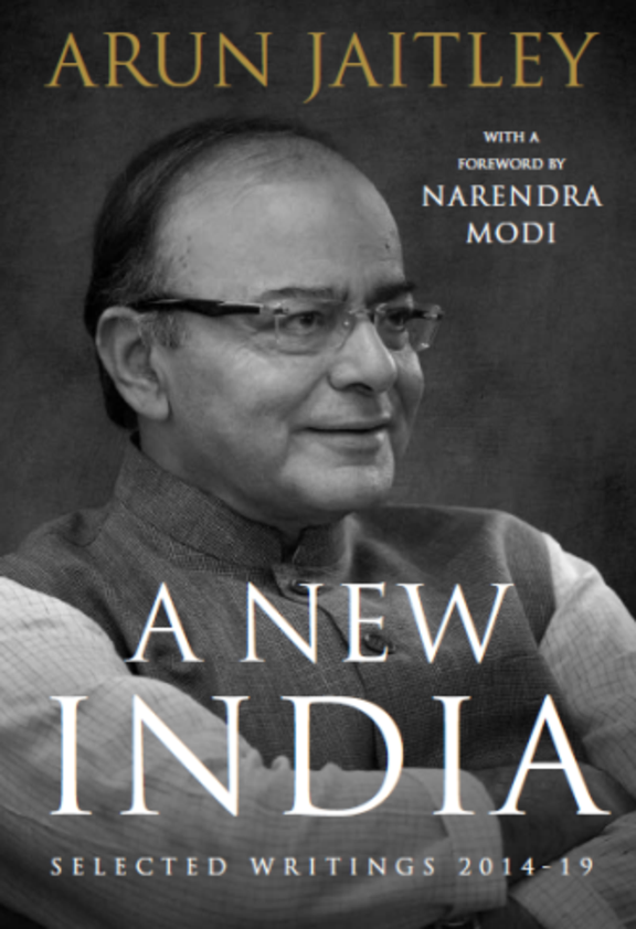 New India : Selected Writings 2014 To 2019