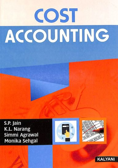 Cost Accounting For Bba 3 Sem : Myu