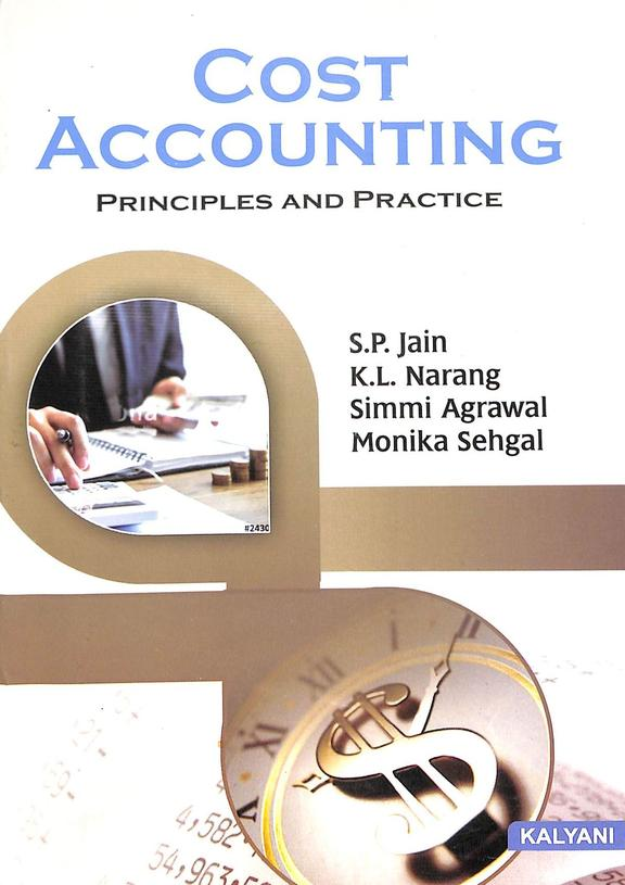 Cost Accounting Principles & Practice